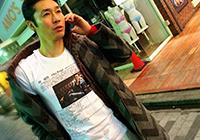 岡慶悟オリジナルプロフィールTシャツ