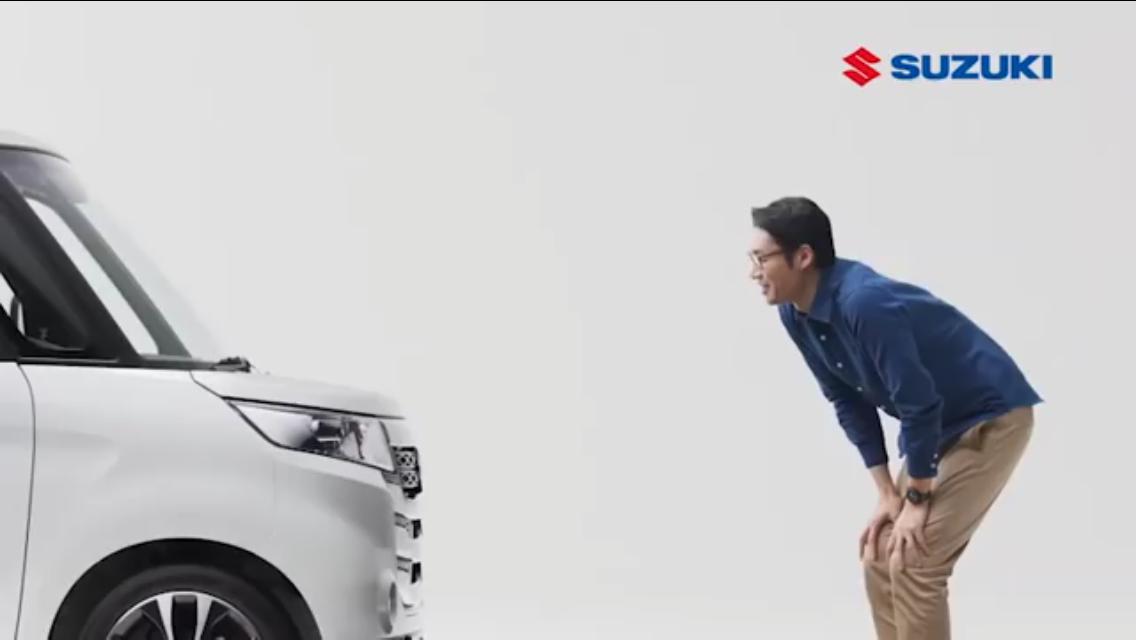 2016 Suzuki Spacia Custom Z CM<br>Japan (スズキスペーシアカスタムZ)