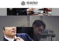 nano・universe×西川ダウン